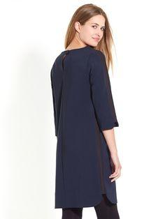 Conseil mode Zoom sur la robe housse de la collection Isabelle Thomas b209da7e16082