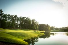 Championship golf course • Governors Towne Club