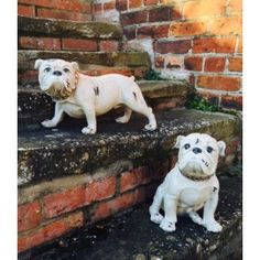 Antiques off white english bulldog antiqued american bulldog ornament vintage style home decor antiques Lincolnshire Smithers of stamford 01780 435060 Retro Gifts, Vintage Gifts, Retro Vintage, Quirky Home Decor, Vintage Home Decor, Aviation Furniture, House Ornaments, Funky Design, Old Antiques