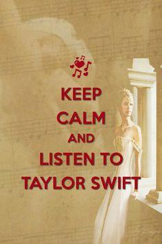 When you're heart is broken listen to Taylor swift