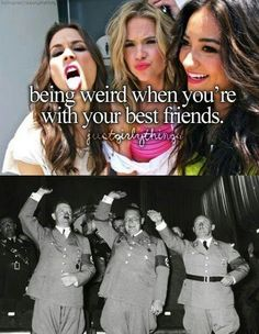 HAHAHAHA! Sorry I just can't stop posting these they're too funny...Hitler rebuttals to JustGirlyThings