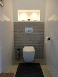 Nouvelle année, nouvelles toilettes repeintes en bleu | C ma déco ...