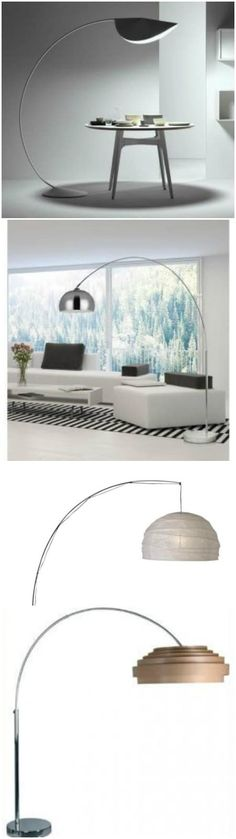 Among the popular Ikea lamps, arc floor lamp has creativity that appeals enormously. His foot is transformed into a beautiful arc of a circle that carries the light at the center of the room or in a specific part. The many and varied models are available from this brand to create exactly the #Bedroomdecor #Concept #Floorlamp #Glasslamp #Hugelighting #Lamp #Lampshade #Lightbulb #Lightfixture #Lighting #Lightingdesign #Metallic #Modernlighting #Steel #Tablelamp #Vintagelighting