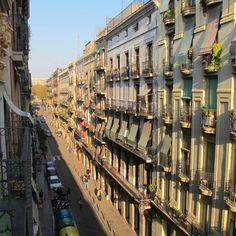 Bcn street