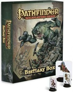 Pathfinder Roleplaying Game - Bestiary Box