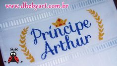 Dhebyart: Toalha de um Príncipe!