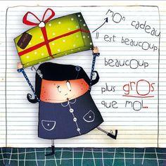 Um presente para ti