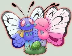 Butterfree<3