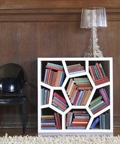 Креативные книжные полки - Дизайн интерьеров | Идеи вашего дома | Lodgers