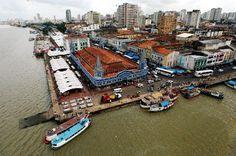 Mercado do Ver-o-peso - Belém do Pará,Brasil