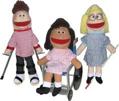 The Puppet Store Special Needs Accessories