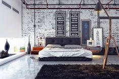 Bricks Brick Wallpaper And White Bricks On Pinterest Inspiring Brick Wallpaper Bedroom Ideas