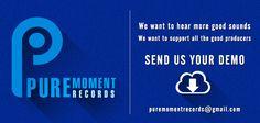 Contact Us: http://www.puremomentrecords.com/
