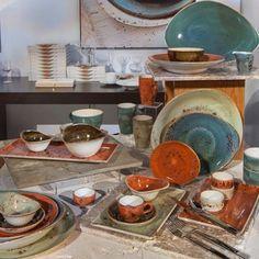 craft, our #award-winning, rustic #tabletop range