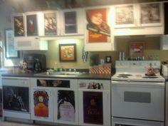 My star-studded kitchen(ette)