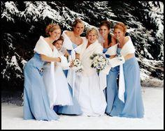 Winter Wedding Ideas On A Budget   Tags: Winter wedding , wedding budget , winter wedding ideas