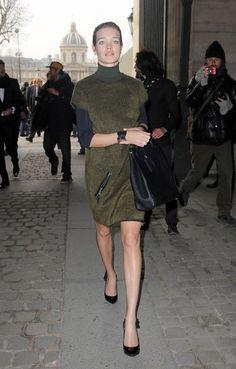 Natalia Vodianova Photos - Dior Launches in Harrods of London - Zimbio