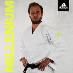 new style 5f8ec 63449 Kimono présenté par Ugo Legrand ! Disponible en 10 couleurs.  adidas  Judo
