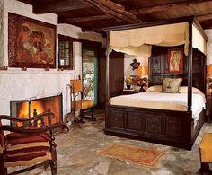Texas Hacienda, Guest Room