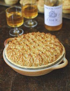 Regional food: Shropshire fidget pie   Countryfile.com