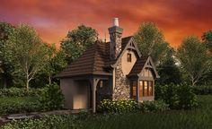 Idei de case mici. Trei locuinte perfect compartimentate