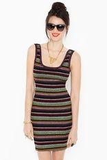 Austin Knit Dress from Nasty Gal