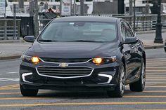 Chevrolet Malibu (2016) im Test: Fahrbericht