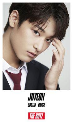 더보이즈 The Boyz - Juyeon (Creker Entertainment)