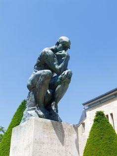 #TalDíaComoHoy, 12 de noviembre, de 1840 nace Auguste #Rodin. El Musée Rodin de #París se crea por iniciativa del mismo artista en 1916. http://www.viajaraparis.com/museos-de-paris/museo-rodin-de-paris/ #viajar #Francia