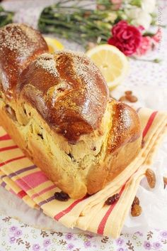 Romanian Sweet Bread