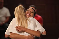 "Brittana hug in Glee 6x03 ""Jagged Little Tapestry"" ""Will you marry me?"" ""Oh my god I'd love to!!"" ""Really?"""