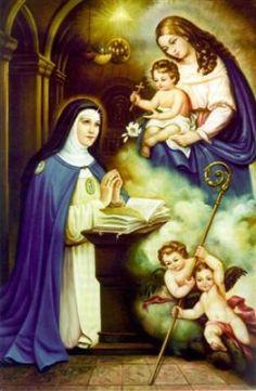 Święci i błogosławieni Kościoła katolickiego – Wikipedia, wolna encyklopedia