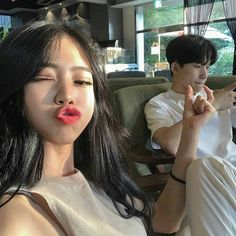 ulzzang best friend boy and girl Couple Ulzzang, Ulzzang Korean Girl, Cute Couples Goals, Couple Goals, Korean Friends, Mahal Kita, Boy And Girl Best Friends, Love Is In The Air, Korean Couple