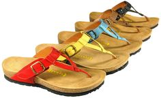 My favorite California Footwear Co sandals for Spring 2013.