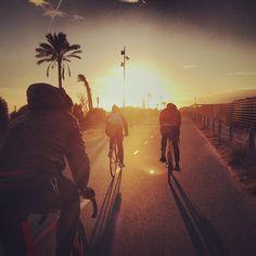 'Til the sun goes down.