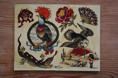 nick rodin tattoo - Google Search