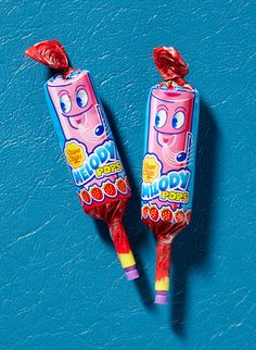 Chupa Chups Melody Pops.