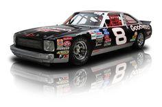 1977 Chevrolet Nova Robert Gee/Dale Earnhardt Sr. Chevrolet Nova #8 NASCAR