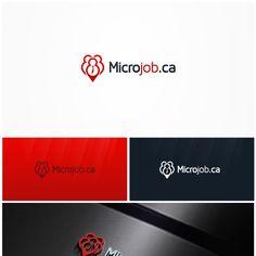 Microjob.ca �20Exciting new logo for Microjob.ca