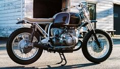 KIDS BEHAVING RADLY. Clockwork's Genre-Defying BMW R100 Enduro Brat
