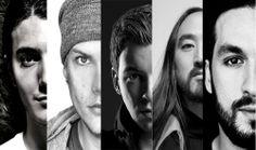 Alesso, Avicii, Hardwell, Steve Aoki, Steve Angello Viral Animal