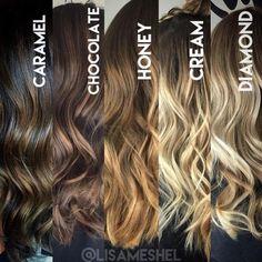 1,132 vind-ik-leuks, 48 reacties - Attitude Hair & More (@attitude_hair.n.more) op Instagram: 'Which is your favourite hair colour?'