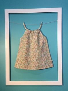 A personal favourite from my Etsy shop https://www.etsy.com/au/listing/270984034/feathered-friend-sundress-for-toddler