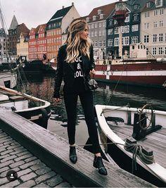 all black everything | xeniaoverdose