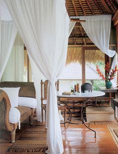 Romantic Living Spaces| Romance In The Bedroom| Island Lifestyle| Serafini Amelia