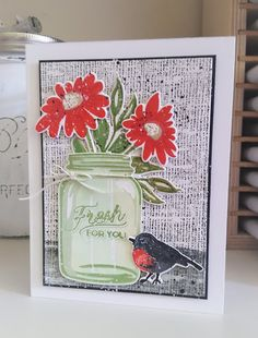 This week at the Color Throwdown , there were fruity summer colors for us to try. Z Cards, Bird Cards, Butterfly Cards, Card Tags, Paper Cards, Cool Cards, Flower Cards, Craft Cards, Gift Tags