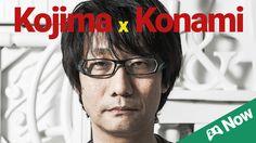 Kojima perde Konami ou Konami perde Kojima? - #DPCNow