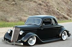 35 Ford Coupe.