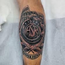 passion tattoo by italy football club pinterest italien passion och tatueringar. Black Bedroom Furniture Sets. Home Design Ideas