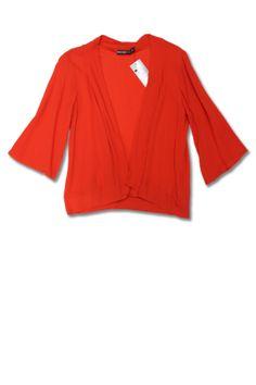 Orange Butterfly Jacket